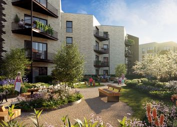 Thumbnail 2 bed flat for sale in Tandy Place, London