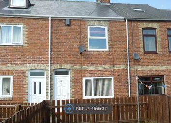 Thumbnail 2 bed terraced house to rent in South View, Langley Park, Durham