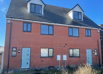 Thumbnail 4 bed semi-detached house for sale in Sandbeds Road, Willenhall, West Midlands