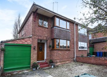 Thumbnail 3 bed semi-detached house for sale in Sinclair Avenue, Banbury