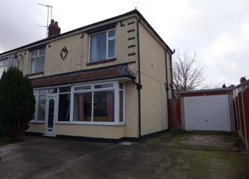 Thumbnail 3 bed semi-detached house for sale in Rossendale Avenue North, Thornton-Cleveleys
