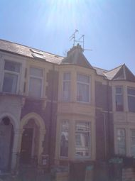 Thumbnail 2 bed flat to rent in 28, Monthermer Rd, Cathays, Cardiff, South Wales