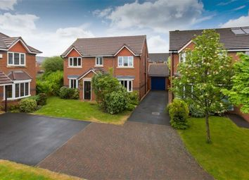 Thumbnail 4 bed detached house for sale in Tennyson Avenue, Warton, Preston