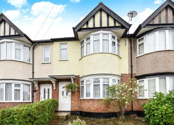 Thumbnail 2 bedroom terraced house for sale in Manningtree Road, South Ruislip, Middlesex