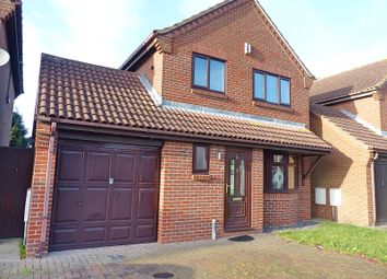Thumbnail 3 bed detached house for sale in Spring Drive, Farcet, Peterborough