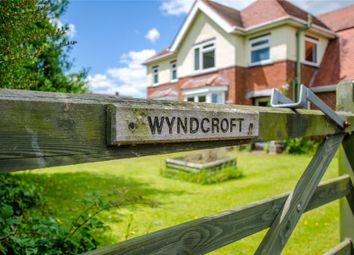 Thumbnail 4 bed detached house for sale in Malvern Road, Powick, Worcester, Worcestershire