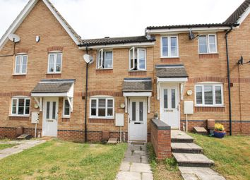 Thumbnail 2 bed terraced house for sale in Malt Close, Newmarket