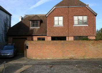Thumbnail 4 bed detached house to rent in New Street, Lymington
