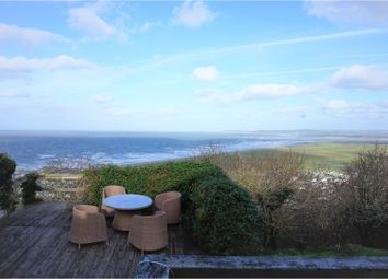 Thumbnail 4 bed detached bungalow for sale in Bay View Road, Bideford