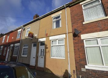 Thumbnail 2 bedroom terraced house for sale in Brocksford Street, Fenton, Stoke-On-Trent