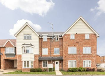 Thumbnail 1 bedroom flat for sale in Jasmine Square, Woodley, Reading