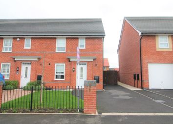 Thumbnail 3 bed end terrace house for sale in Bamford Drive, Liverpool