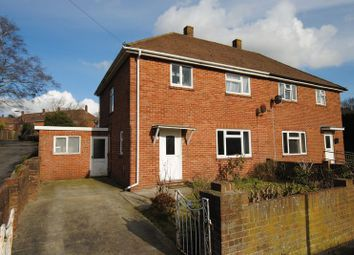 Thumbnail 3 bed semi-detached house for sale in Barry Road, Southampton
