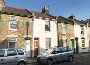 Thumbnail 2 bed terraced house for sale in 14 Springfield Road, Gillingham, Kent