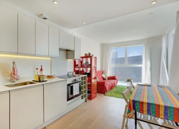 Thumbnail 1 bedroom flat for sale in Stewarts Road, London