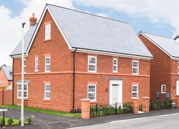 "Thumbnail 5 bed detached house for sale in ""Moorecroft (Urban)"" at Tarporley Business Centre, Nantwich Road, Tarporley"