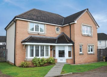 Thumbnail 4 bed detached house for sale in Orissa Drive, Dumbarton, West Dunbartonshire