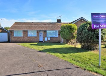 Thumbnail 2 bed bungalow for sale in St. Clements Close, Sheerness
