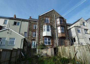 Thumbnail 4 bedroom town house for sale in Pentre House, Main Street, Goodwick