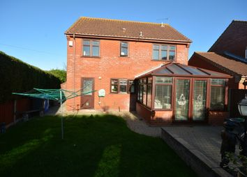 Thumbnail 4 bed detached house for sale in Lowestoft Road, Carlton Colville, Lowestoft