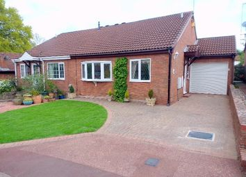 Thumbnail 2 bed bungalow for sale in Sweethope Dene, Morpeth