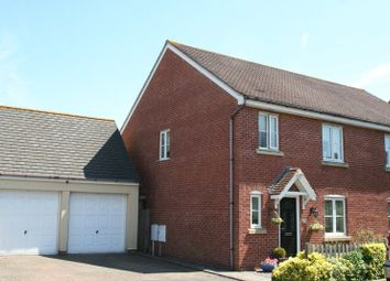 Thumbnail 3 bed detached house to rent in Nursery Road, Angmering, Littlehampton