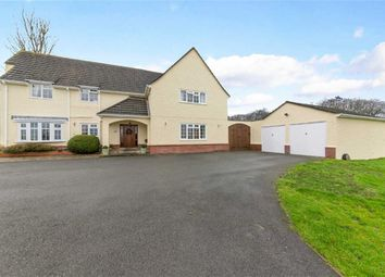 Thumbnail 7 bed detached house for sale in Langstone Lane, Llanwern, Newport