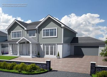 Thumbnail 5 bed detached house for sale in Plot 3, The Waterfront, Shore Road, Port St. Mary