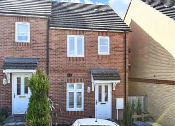 Thumbnail 2 bedroom end terrace house for sale in Rivermead Road, Oxford