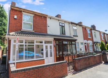 Thumbnail 2 bedroom end terrace house for sale in Birmingham Road, Wolverhampton