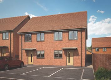 "Thumbnail 2 bed property for sale in ""The Sandown"" at Crick Road, Hillmorton, Rugby"