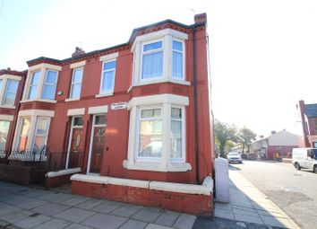 Thumbnail 3 bed terraced house for sale in Chatsworth Avenue, Orrell Park