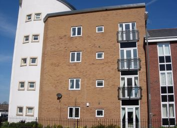 Thumbnail 3 bed flat to rent in Woolmoore Road, Hunts Cross Village, Liverpool