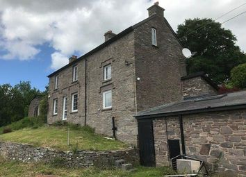 Thumbnail 3 bed detached house for sale in Cwmdu, Crickhowell