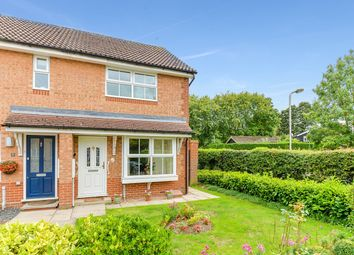 Thumbnail 2 bed semi-detached house for sale in Rib Close, Standon, Standon