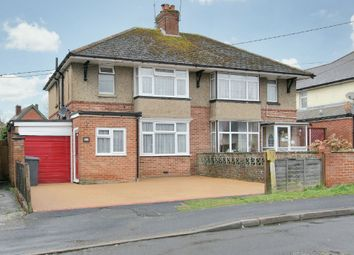 Thumbnail 3 bed semi-detached house for sale in Marchant Road, Andover