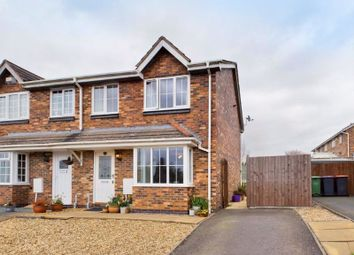 Thumbnail 3 bed semi-detached house for sale in Woodside Road, Ketley, Telford, Shropshire