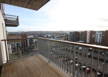 Thumbnail 2 bedroom flat to rent in Newfoundland Way, Portishead, Bristol