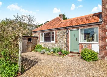 Thumbnail 2 bed property for sale in The Street, Morston, Holt