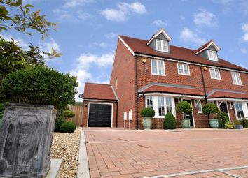 Thumbnail 4 bed town house for sale in Friars Mews, Drayton, Abingdon