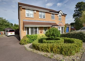 Thumbnail 3 bedroom semi-detached house for sale in Symonds Road, Hitchin, Hertfordshire