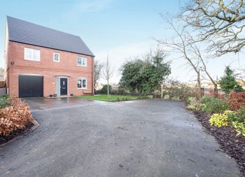 Thumbnail 4 bed detached house for sale in Bishy Barny Bee Gardens, Swaffham