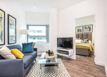 Thumbnail 1 bed flat to rent in Wellesley Road, Croydon