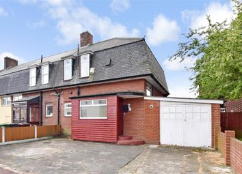 Thumbnail 2 bed end terrace house for sale in Groveway, Dagenham, Essex