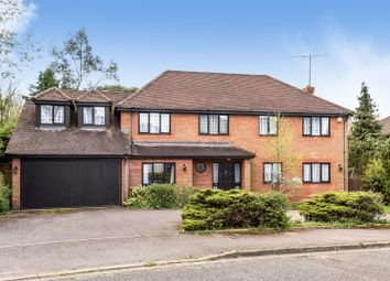 Thumbnail 5 bed detached house to rent in St. Huberts Close, Gerrards Cross