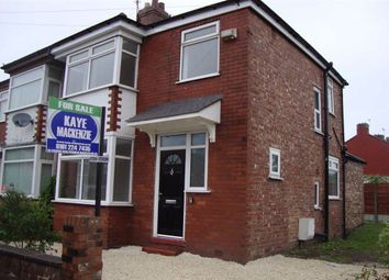 3 bed semi-detached house for sale in Sutcliffe Avenue, Longsight, Manchester M12