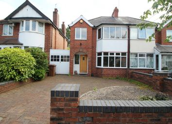 3 bed semi-detached house for sale in Skelcher Road, Shirley, Solihull B90