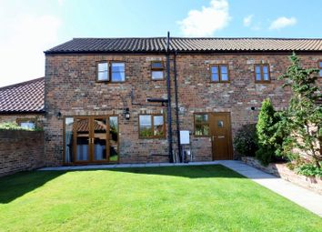 Thumbnail 4 bed barn conversion for sale in North Sweeming Court, Sherburn In Elmet