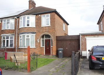 Thumbnail 3 bed semi-detached house to rent in Parker Drive, Leicester