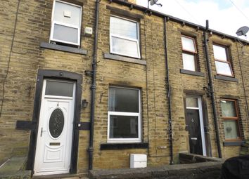 2 bed terraced house for sale in Charlesworth Grove, Pellon, Halifax HX2